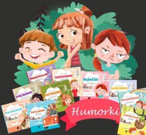 seria Humorki 10 książek