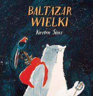 Baltazar Wielki, Kirsten Sims – u progu dziecięcej literatury zaangażowanej