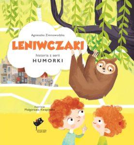 okladka Leniwczaki